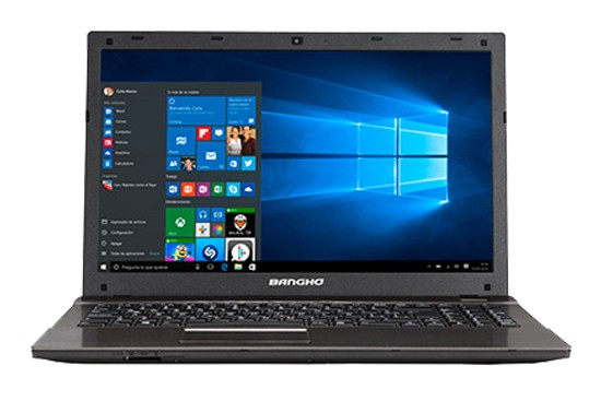 Notebook Bangho Max G01 i2  Intel 500 gb 4G Ram