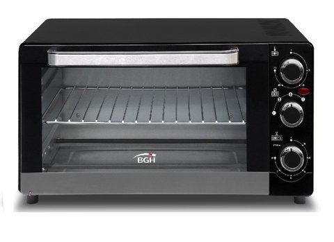 Horno Electrico BGH 18 Lts  HE18M13 - HE18M13