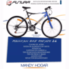 Bicicleta Futura Mountain Bike Rod 26 21 Vel Mandy Hogar en internet