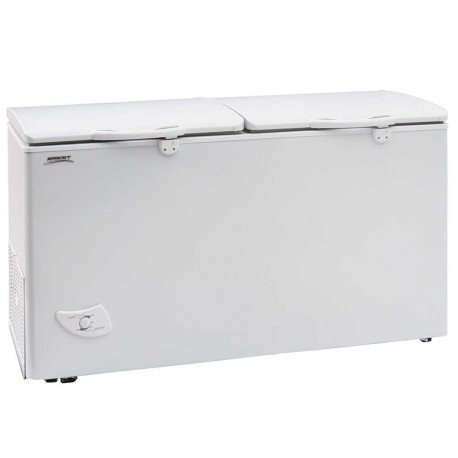 Freezer Horizontal Briket Fr 4500 Dual Tropical