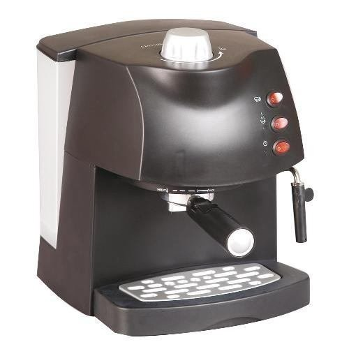 Cafetera Black And Decker Expresso EM200BMX 15 bar 1lt.