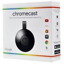 Google Chromecast 2 Gen Smart Tv Hdmi Wifi en internet