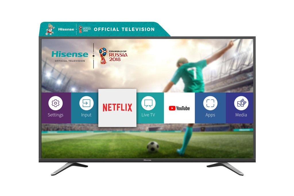 Smart TV 32'' HISENSE HLE3217RT