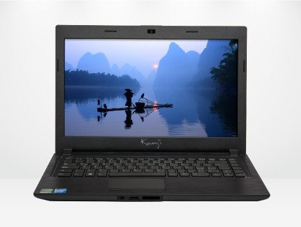 Notebook Kanji Tamura Slim 14.1  Intel® Celeron® 4 GB DDR3 HD 500 GB DVD-RW