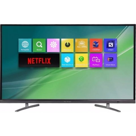 SMART TV 32 KEN BROWN KB32S2000SA HD