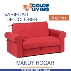 Color Living Sofa Cama - Mandy Hogar