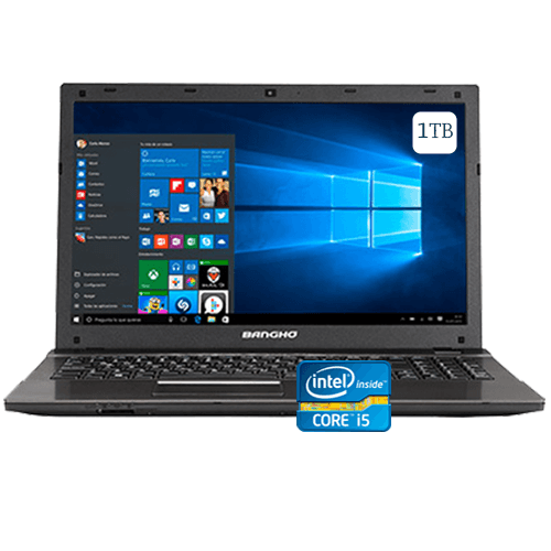 Notebook Max G01 i5 intel 4200  4 gb 1tb 4ta Gen Win10 Office