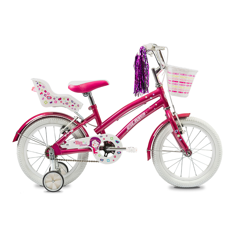 Bicicleta Olmo Rod.16 Tiny Friends- Enviogratis-mandy Hogar