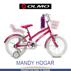 Bicicleta Olmo Rod.16 Tiny Friends - comprar online