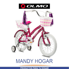 Bicicleta Olmo Rod.16 Tiny Friends en internet
