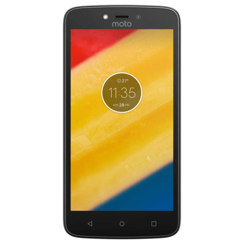 Celular Motorola Moto C Plus 16gb Quad Core 4g Mandy Hogar