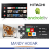 Smart Tv 32 Hitachi Le32smart17 Hd Android Wifi Mandy Hogar - comprar online