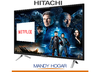Smart Tv Hitachi 32 Led Le32smart10 Hdmi3 Usb2 Tda Netflix - comprar online
