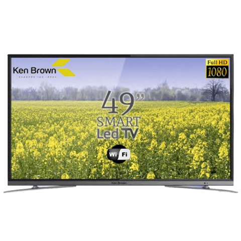 Smart Tv 49 Ken Brown Kb 2280 Wifi Full Hd Hdmi X3 Usb Tda