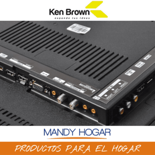 Smart Tv 49 Ken Brown Kb 2280 Wifi Full Hd Hdmi X3 Usb Tda en internet