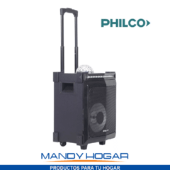 Parlante Portatil Philco Djp85bt - Mandy Hogar