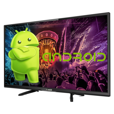 Smart Tv 32 Cmb Led Android Hd Hdmi Usb Tda Vga Mandy Hogar