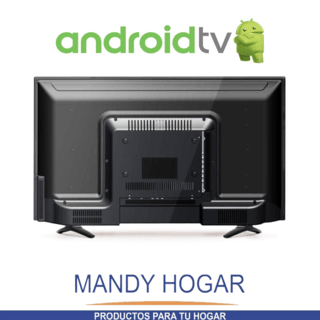 Smart Tv 32 Cmb Led Android Hd Hdmi Usb Tda Vga Mandy Hogar en internet