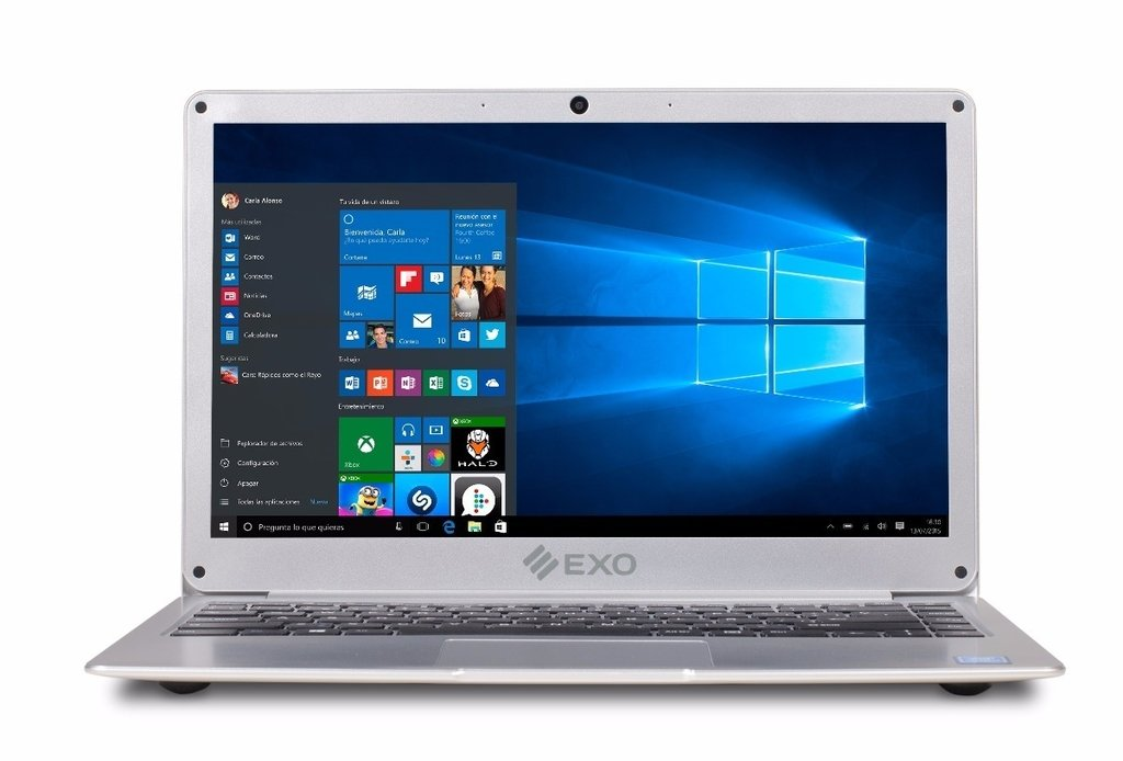 Notebook Exo Smart E13 4gb/32gb W10 13.3 Fullhd Hdmi Usb Mandy Hogar