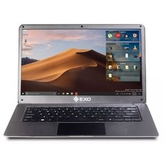Notebook Exo Smart E21f Intel Celeron Fingerprint Scanner Mandy Hogar