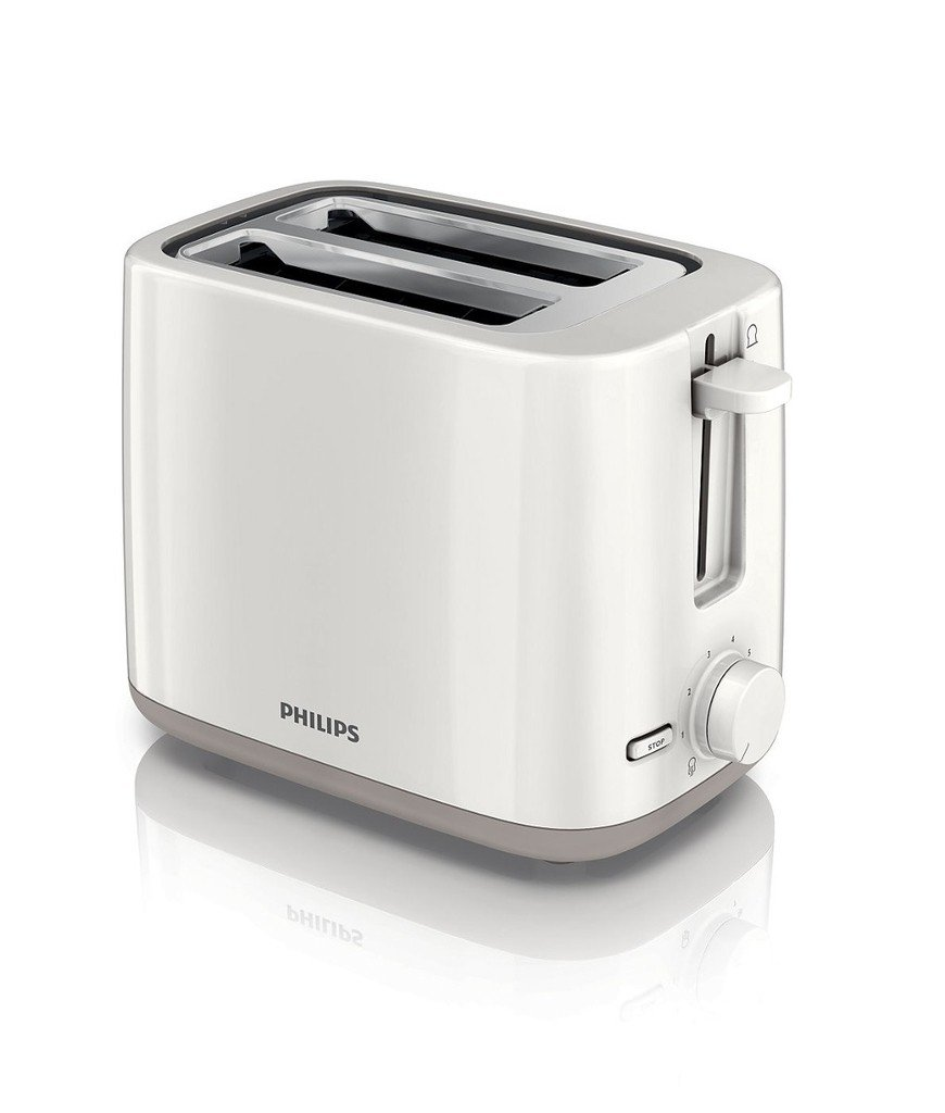 Tostadora Philips  Hd2595 blanca - Hd2595