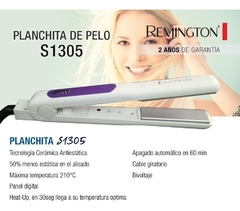 Planchita de pelo remington s1305 en internet