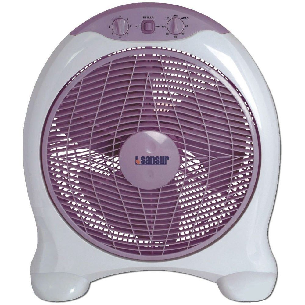 Ventilador Turbo Sansur Ct16new 16