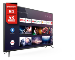 Smart Tv Led 50 4k Hitachi Le504ksmart20 Mandy Hogar - comprar online
