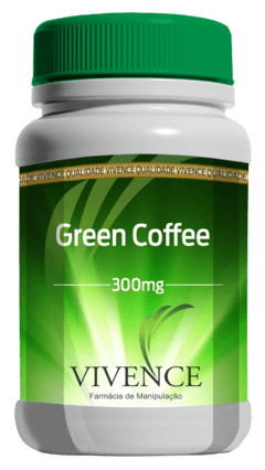 Green Coffee - Café Verde 300mg