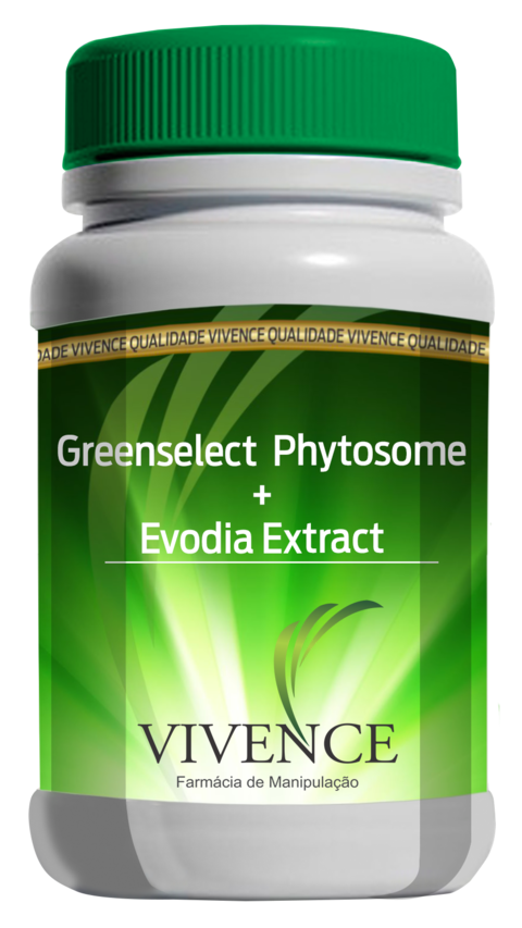 Greenselect Phytosome + Evodia Extract