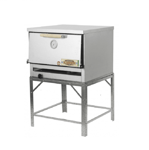 HORNO PIZZERO SOL REAL GAUCHITO 12 MOLDES- G.V.NATURAL