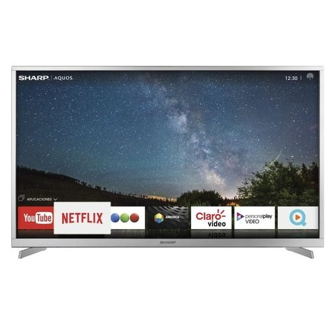 SMART TV SHARP FHD 43