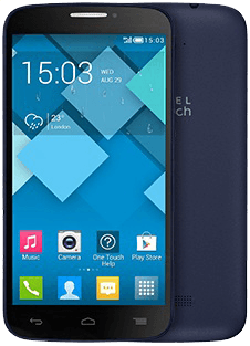Celular Smartphone Alcatel One Touch C7 Pop - Libre