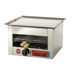 Carlitera Simple Sol Real Acero Inox. Gnv