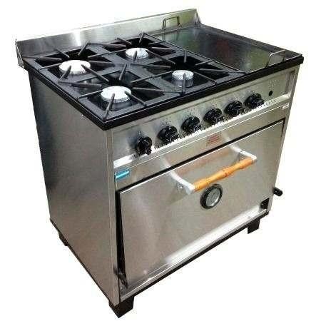 Cocina skc semi industrial for Ver cocinas industriales