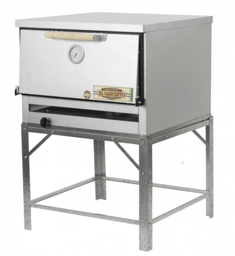 Horno Pizzero Sol Real Gauchito 12 Moldes Gev