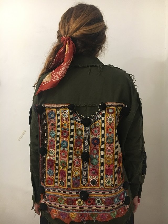 Campera Boho Bella