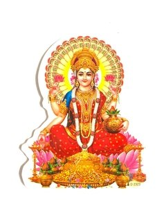 Sticker Lakshmi 3