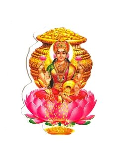 Sticker Lakshmi 1