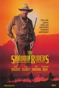 DVD The shadow riders (exclusivo!)