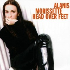 CD Alanis Morissette Head over feet