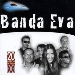 Cd Banda Eva 20 Musicas do Séc XX