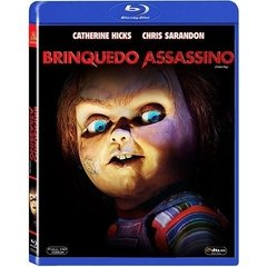 Blu-ray Brinquedo assassino