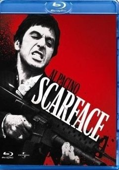 BD Scarface (blu-ray)
