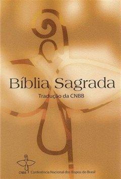 Bíblia Sagrada Tradução CNBB Ed Canção Nova