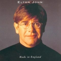 CD Elton Jhon Made in England