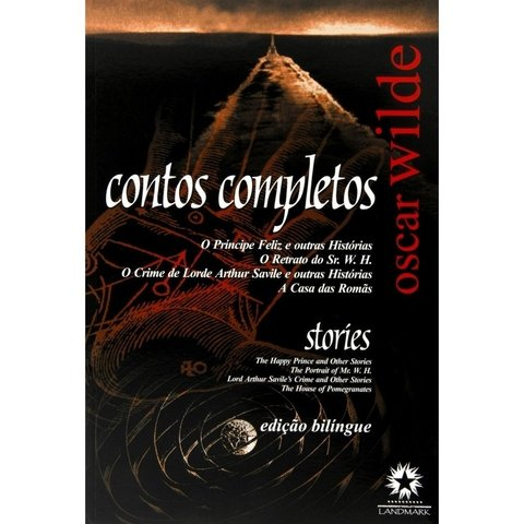 Contos Completos  Oscar Wilde - bilíngue