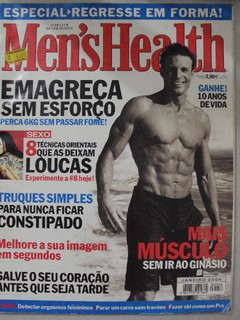 Revista Men's health 58