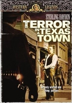 DVD Terror In a Texas Town