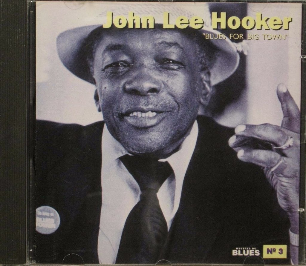 CD John Lee Hooker - Blues for Big Town
